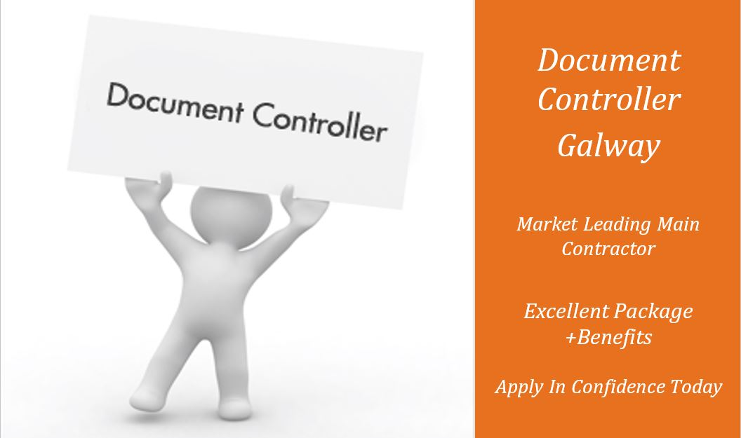 Document Controller Galway Oradeo