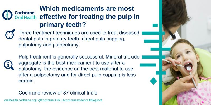 Highlighted review Pulp treatment for extensive decay in primary