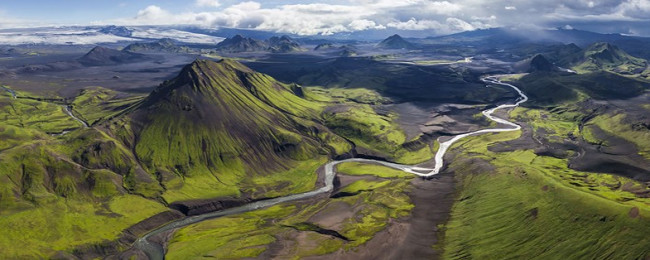 Car Rental Or Shuttle Driving In F Roads In Iceland