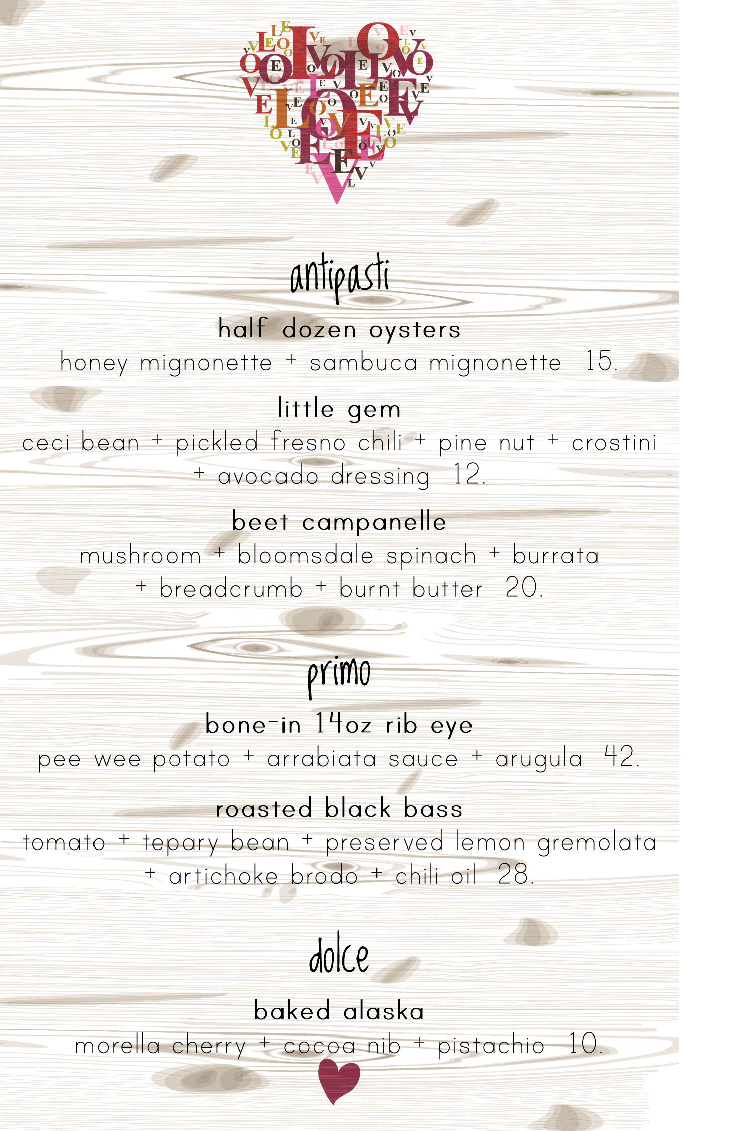 Cucina Enoteca Menu The Market Place Archives Page 7 Of 15 Orange County Zest