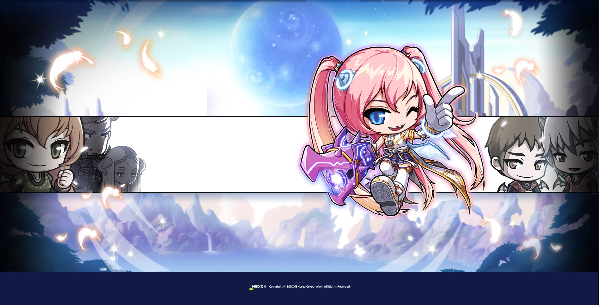 Hd Wallpaper Maplestory Wallpaper Download A Free Maplestory