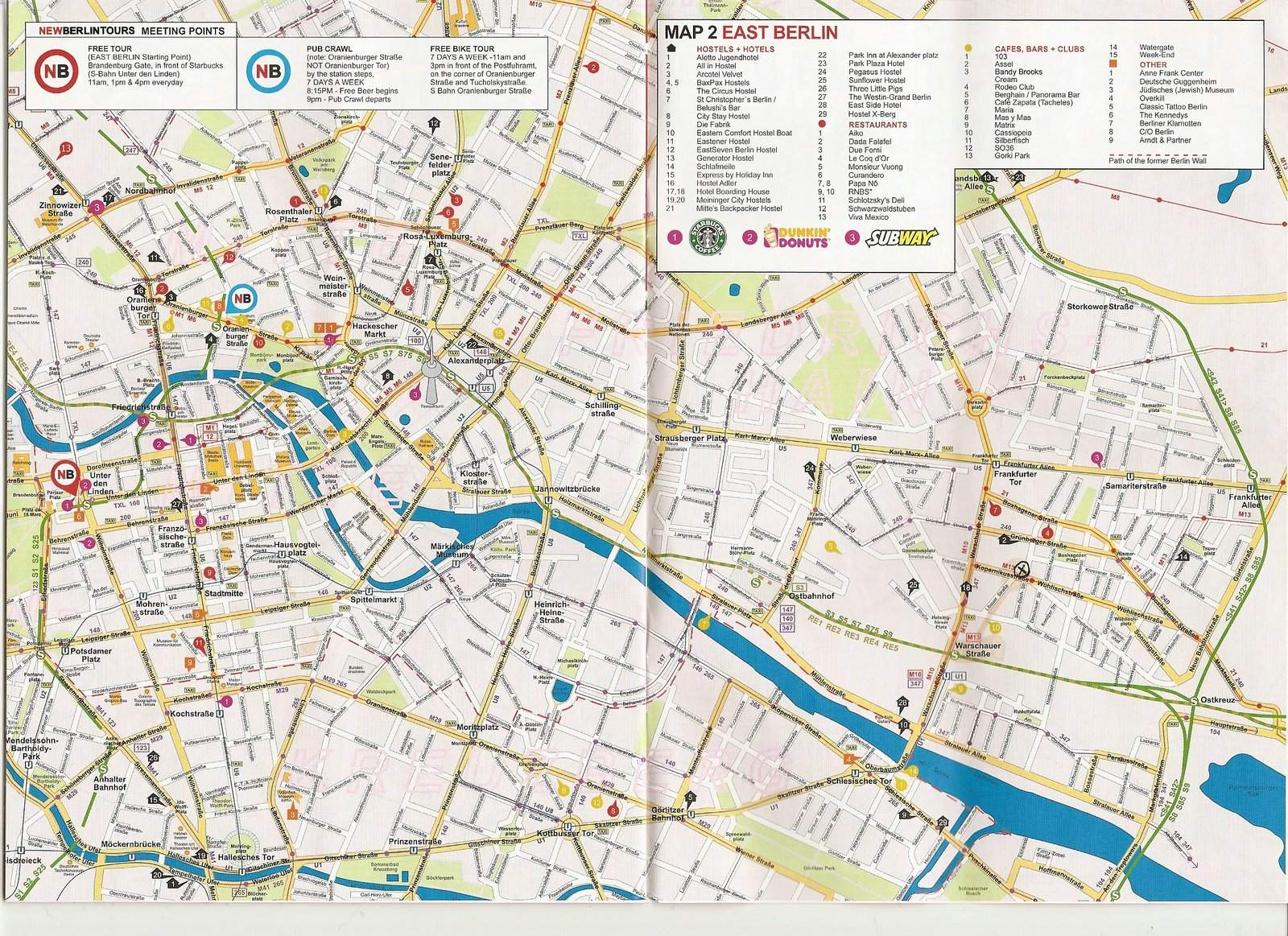 Bus Erfurt Berlin Large Berlin Maps For Free Download And Print High Resolution