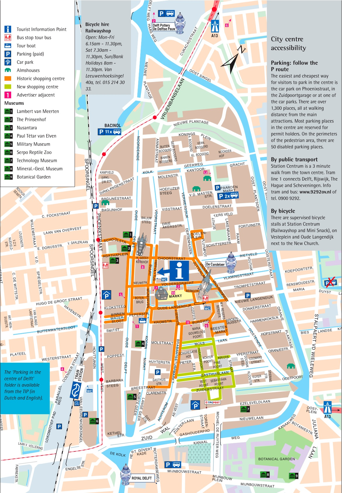 Venlo Stadtplan Large Delft Maps For Free Download And Print | High