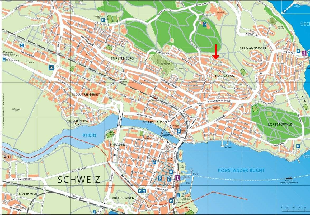 Maps Saarbrücken Large Konstanz Maps For Free Download And Print High Resolution
