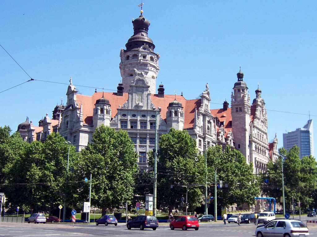 Leipzig Hotels In Leipzig Best Rates Reviews And Photos Of