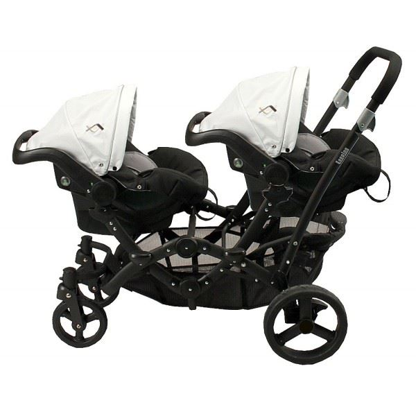 Twin Mountain Buggy Choisir Sa Poussette Double Oranjumo