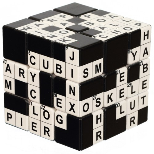 V-CUBE 3 Flat - Crossword