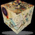 V-CUBE 3 Flat - Kandinsky