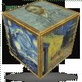 V-CUBE 3 Flat - Van Gogh