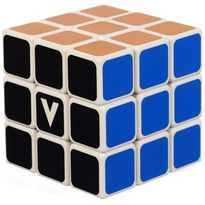 V-CUBE 3 White - Flat