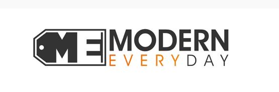 modern everyday logo