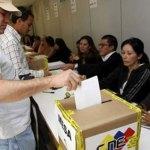 Eleccion Venezuela CNE 150x150 Los 92 municipios que definirán el mapa político de Venezuela