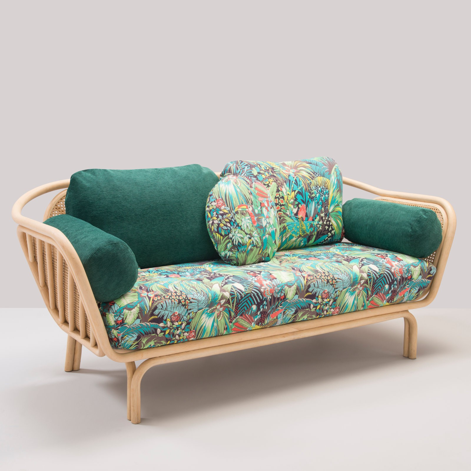 Rattan Sofa Ausziehbar.html BÔa Sofa In Rattan Designed By At Once