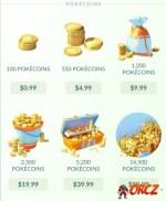 Pokemon Go Pokemon Coins Orcz Video Games Wiki