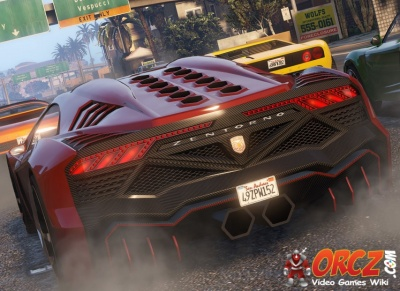 Fast Sports Cars Wallpapers Gta V Zentorno Orcz Com The Video Games Wiki