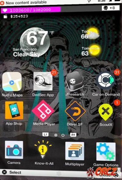 Car Wallpaper App For Android Watch Dogs 2 Smartphone Orcz Com The Video Games Wiki
