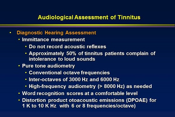 Entitlement to an increased evaluation for bilateral tinnitus, to include separate evaluations for each ear 2