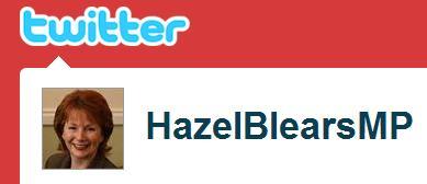 Hazel Twitter