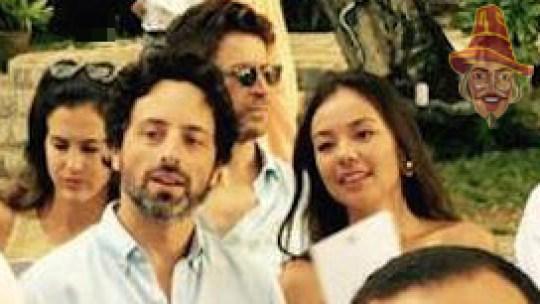 Sergey Brin Nicole Shanahan
