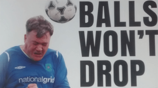 balls won't drop