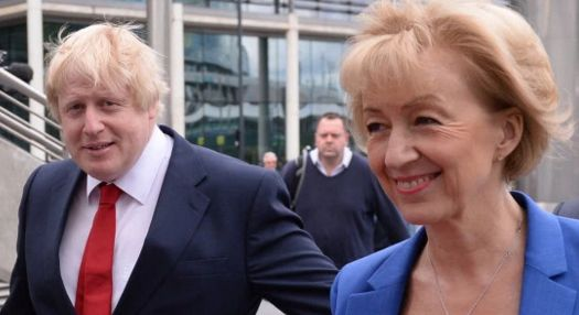 BLUNDERING BORIS' BOTCHED ANDREA OFFERS