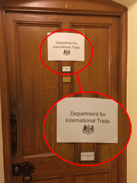 liam fox office