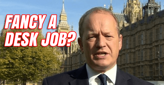 FANCY A JOB IN DANCZUK'S OFFICE?