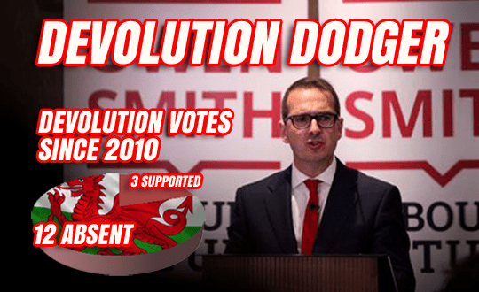 Oily Smith the Devolution Dodger