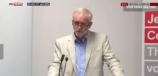 corbyn angry