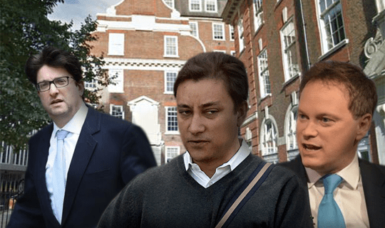 TORY REPORT CLEARS FELDMAN AND SHAPPS