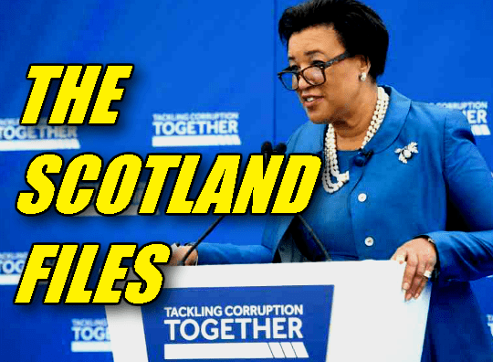 Guido's Baroness Scotland Investigation