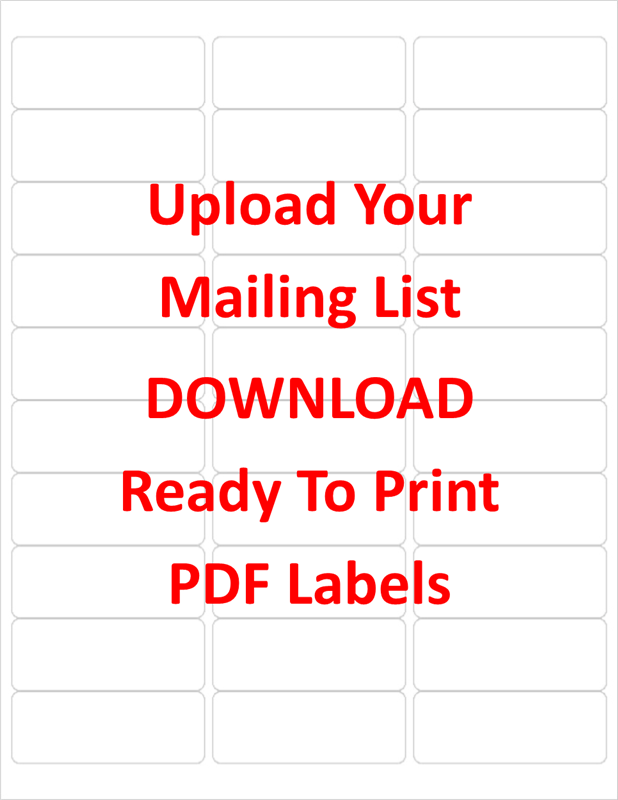 5263 label template