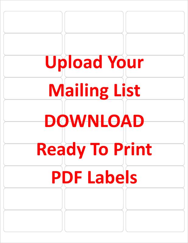 5160 template pdf