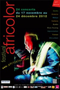 Africolor 2012
