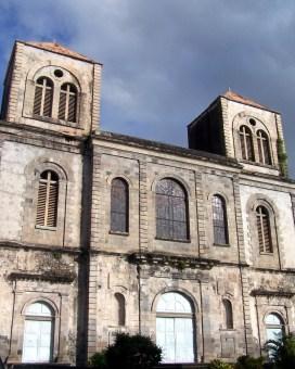 l'Eglise du mouillage
