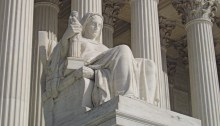 The Contemplation of Justice, United States Supreme Court, Washington, DC.