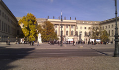 Humboldt University photo