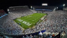 White Out Beaver Stadium