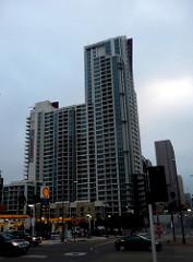 highrise condominium photo