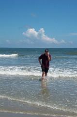 vacation beach photo