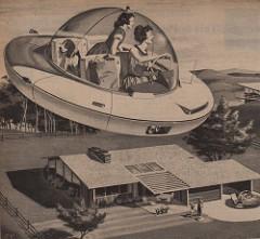 flying car photo