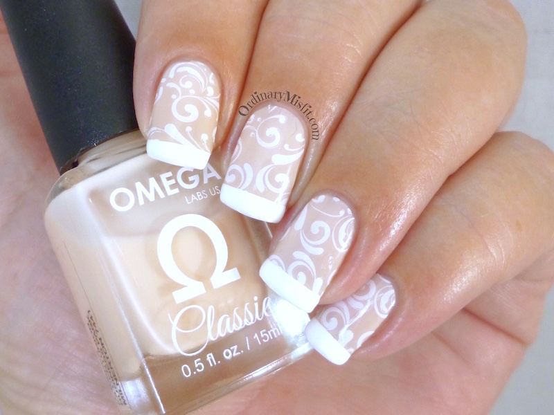 Omega nail polish  410 - Intimacy