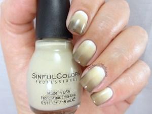 NAILLinkup July Coffee nail art