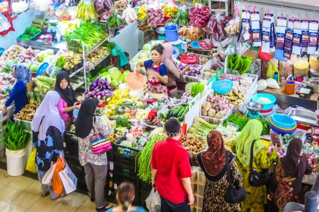 Pasar Geylang Serai