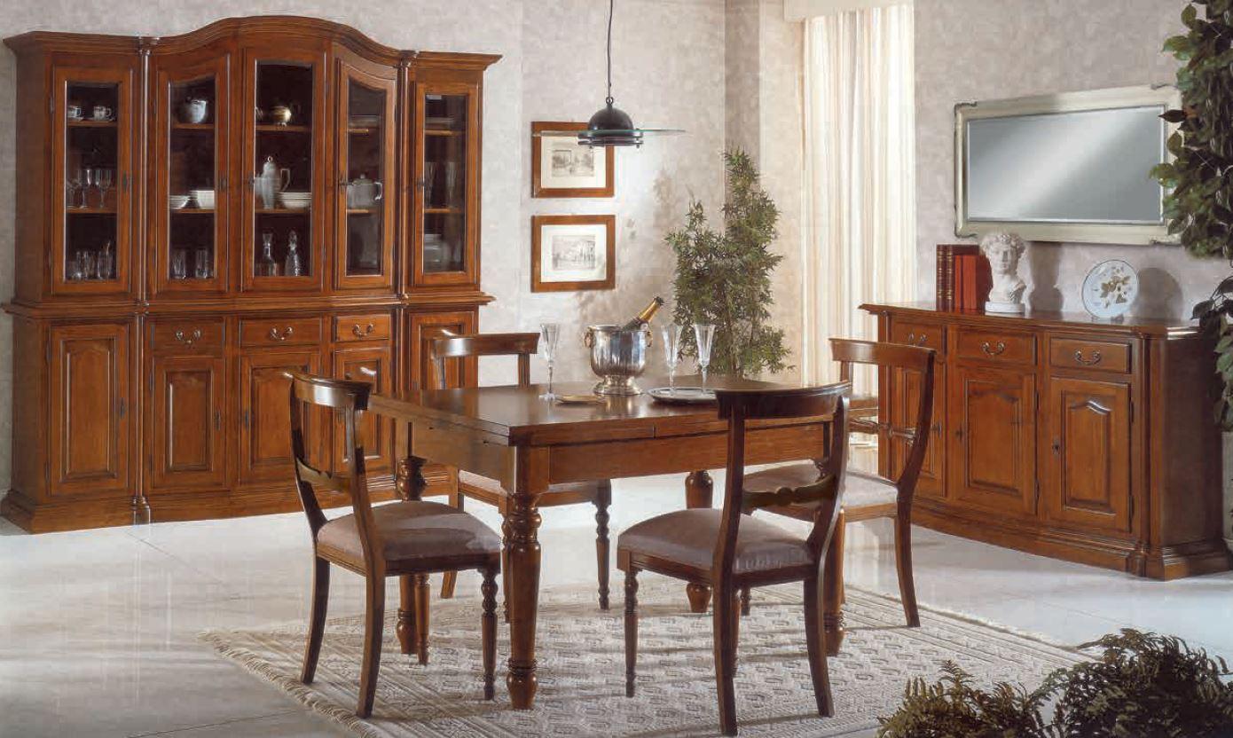 Sala da pranzo nuovarredo museo revoltella trieste sala da pranzo di palazzo - Mobili sala da pranzo ...