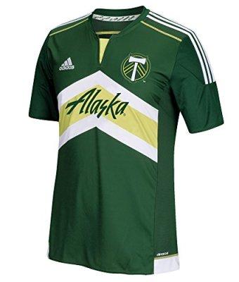 MLS-Portland-Timbers-Mens-Replica-Short-Sleeve-Team-Jersey-Green-Large-0