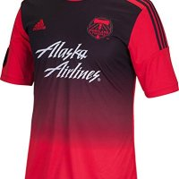MLS-Portland-Timbers-Mens-Short-Sleeve-Replica-Secondary-Jersey-Large-Red-0-0