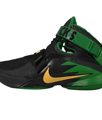 Nike-Mens-Lebron-Soldier-IX-PRM-EP-OREGON-DUCKS-BLACKYELLOW-STRIKE-APPLE-GREEN-0