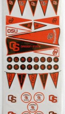 Sports-Solution-Oregon-State-Beavers-Pennant-Sticker-0