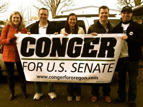 Conger campaign